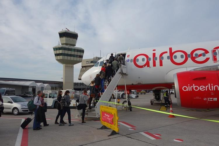 airberlin-on-airport